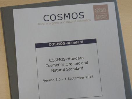 Mise à jour du référentiel COSMOS