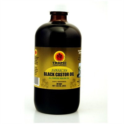 Tropical Livings- Jamaican Black Castor Oil