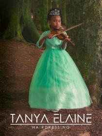 Kaliyah as Princess Tiana