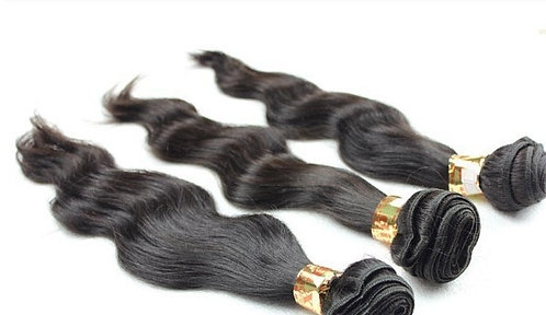 Peruvian Loose Wave (100g)