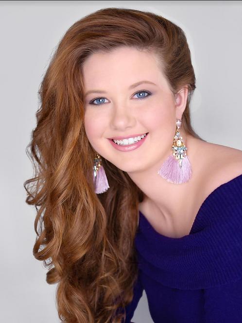 Miss Teen Randolph County International, Parker Sterling
