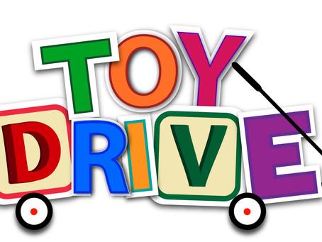 North Carolina International Pageant's Toy Drive