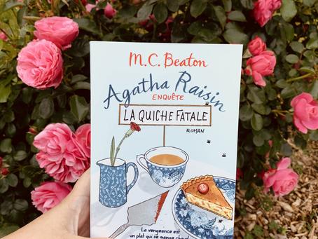Agatha Raisin enquête : La quiche fatale - M.C Beaton