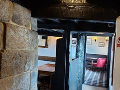 Stone Walls & Wooden Beams