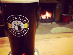 Open Fires & Real Ales