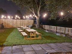 Rear Beer Garden