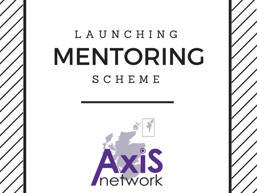 AXIS Mentoring Scheme Launch – September 2017