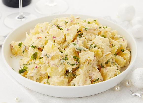 Huisbereide aardappelsalade 0,5kg (2 dagen op voorhand bestellen)