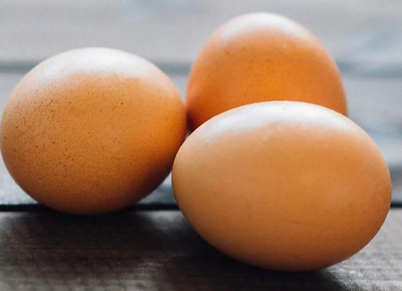 Eieren 'vrije uitloop'