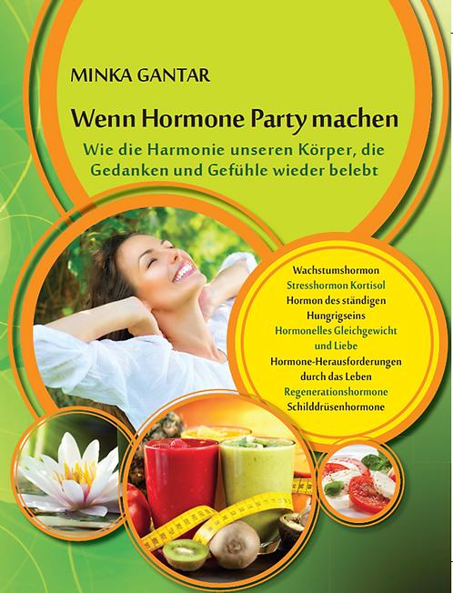 Buch Wenn Hormone Party machen
