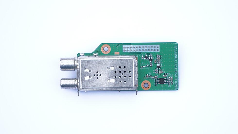 Gigablue Single DVB-C/T2 Tuner v.2 (H. 265)