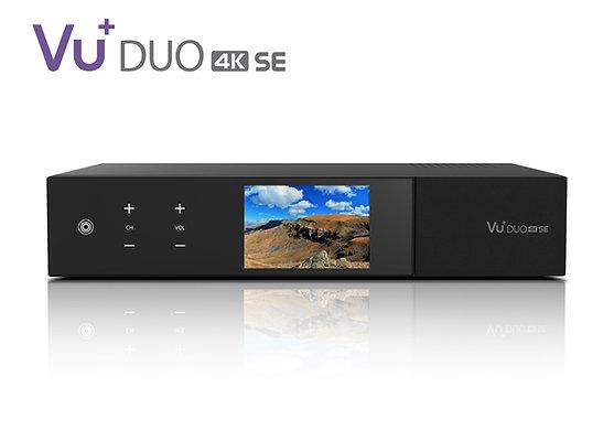 VU+ Duo 4K SE DVB-S2X Twin FBC Tuner für Satanschluss