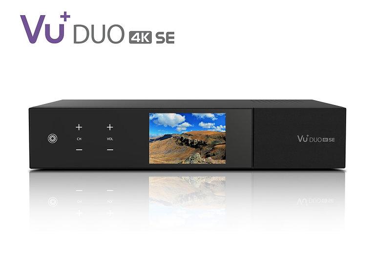 OpenATV 6.4  - Download für Ihre VU+ Duo 4K Se