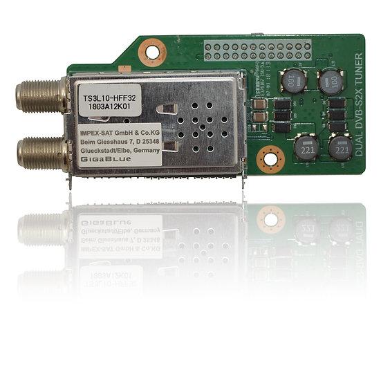 GigaBlue Twin DVB-S2x Tuner v.2