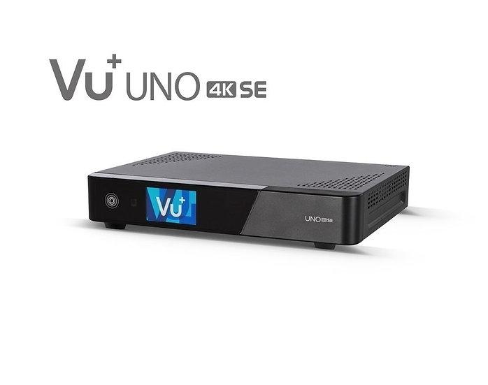 OpenATV 6.4 - Download für Ihre VU+ UNO 4K Se
