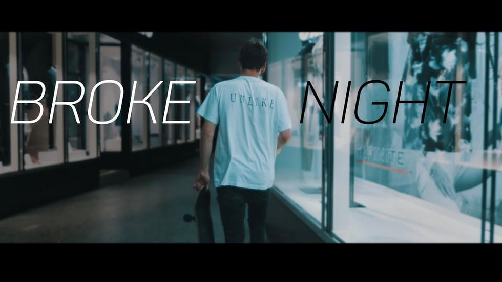 Vojtěch Žáček - Broke Night
