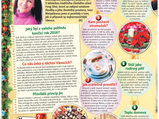 Nedělní aha křížovky – 10 nejlepších tipů na vánoční výzdobu