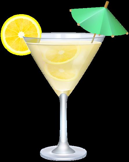 Citronový icetea
