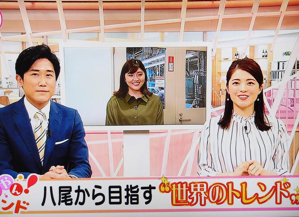 NHKの情報番組「ほっと関西」の「ええやん!」のコーナーで、『YAOYA PROJECT』の取り組みが紹介されました!!!
