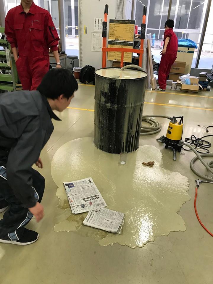 大阪工業大学での取り組みの様子