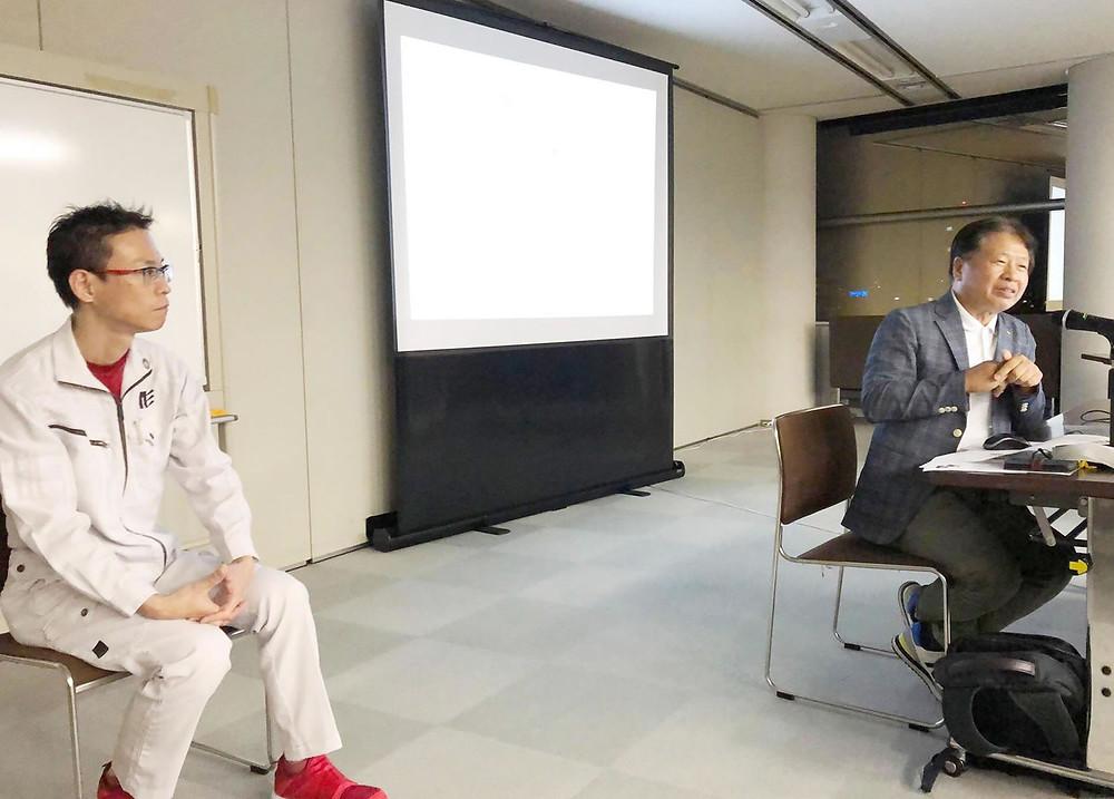 赤坂さんも登場!【cocur】fuku(コクール・福) のプロモーションについて語るお二人。