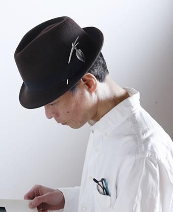 赤坂金型彫刻所 代表 三代目赤坂兵之助 [cocur] SAKURA(コクール・桜) かんざし:そっとと共に