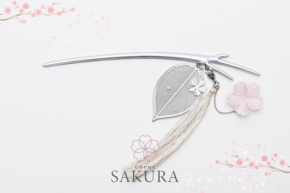 [cocur] SAKURA(コクール・桜) かんざし:そっと