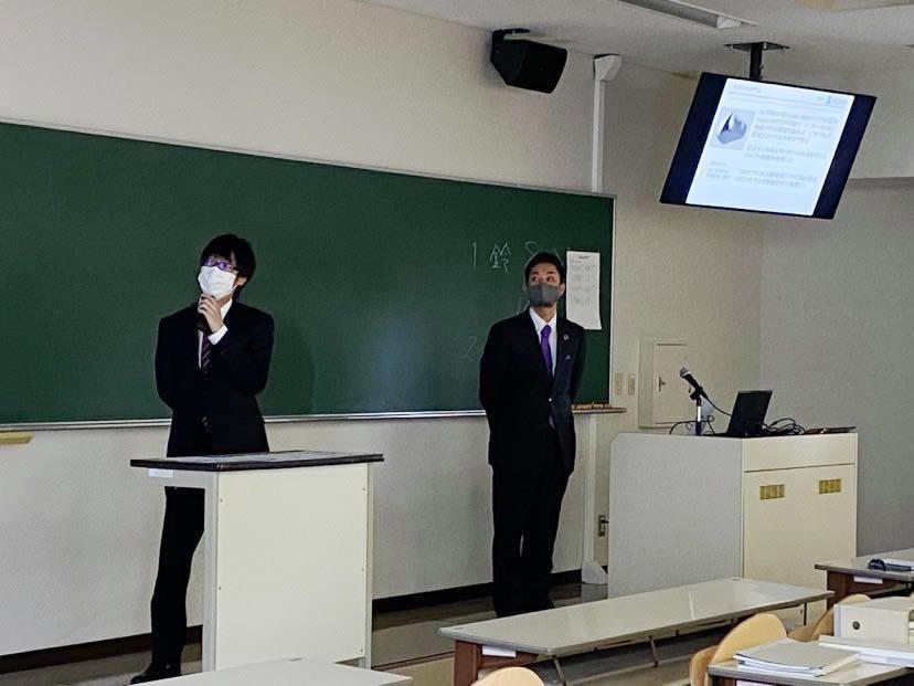 教え子たちの卒業研究発表会