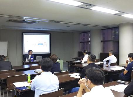 『福プロジェクト』メンバー、クリエイティブディレクター畑さんの講演に参加しました!