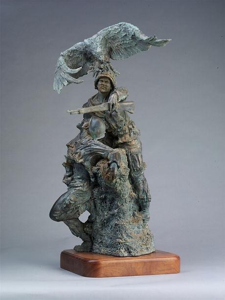 act-of-valor-bronze-sculpture-colleen-bl