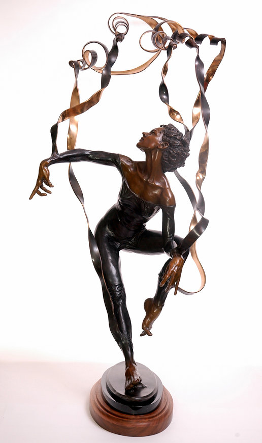Puppet Bronze Sculpture