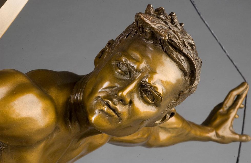 arrow-bronze-sculpture-face-detail.jpg