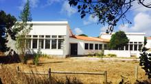 Escola da Terra na antiga escola da Azóia