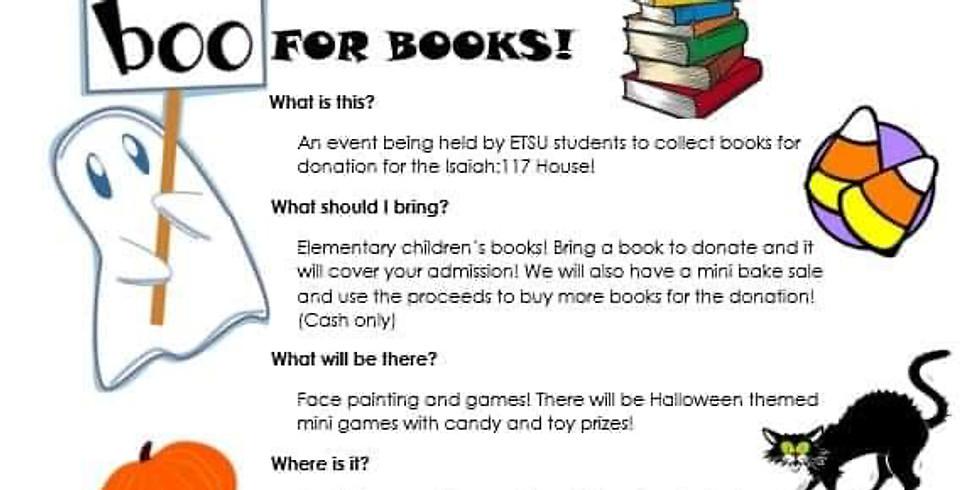 Boo for Books