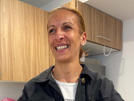 EHPAD de Vizille : rencontre avec Ania BETTAHAR, Aide-soignante à l'UPG.