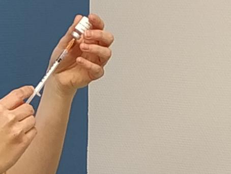 Vaccination au CHRU, c'est parti !