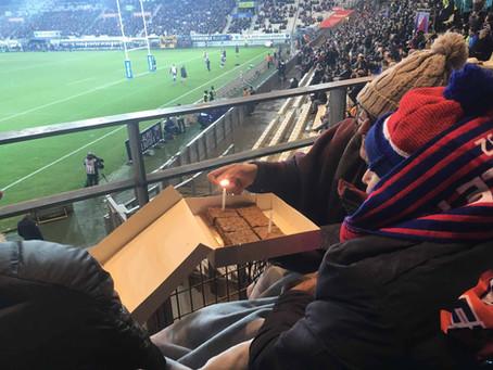 L'Ehpad de Vizille au stade des Alpes !
