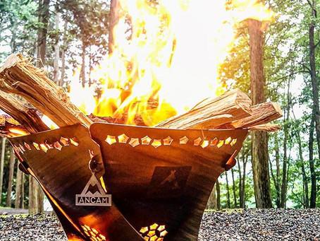 CAMPLOG GEAR様に焚火台について掲載頂きました。