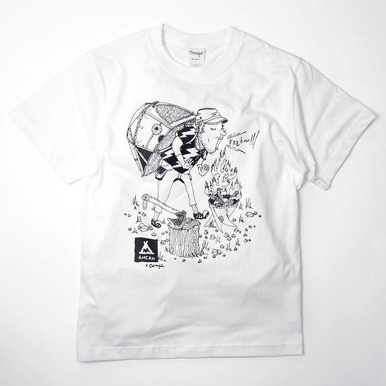 ANCAM Tシャツ