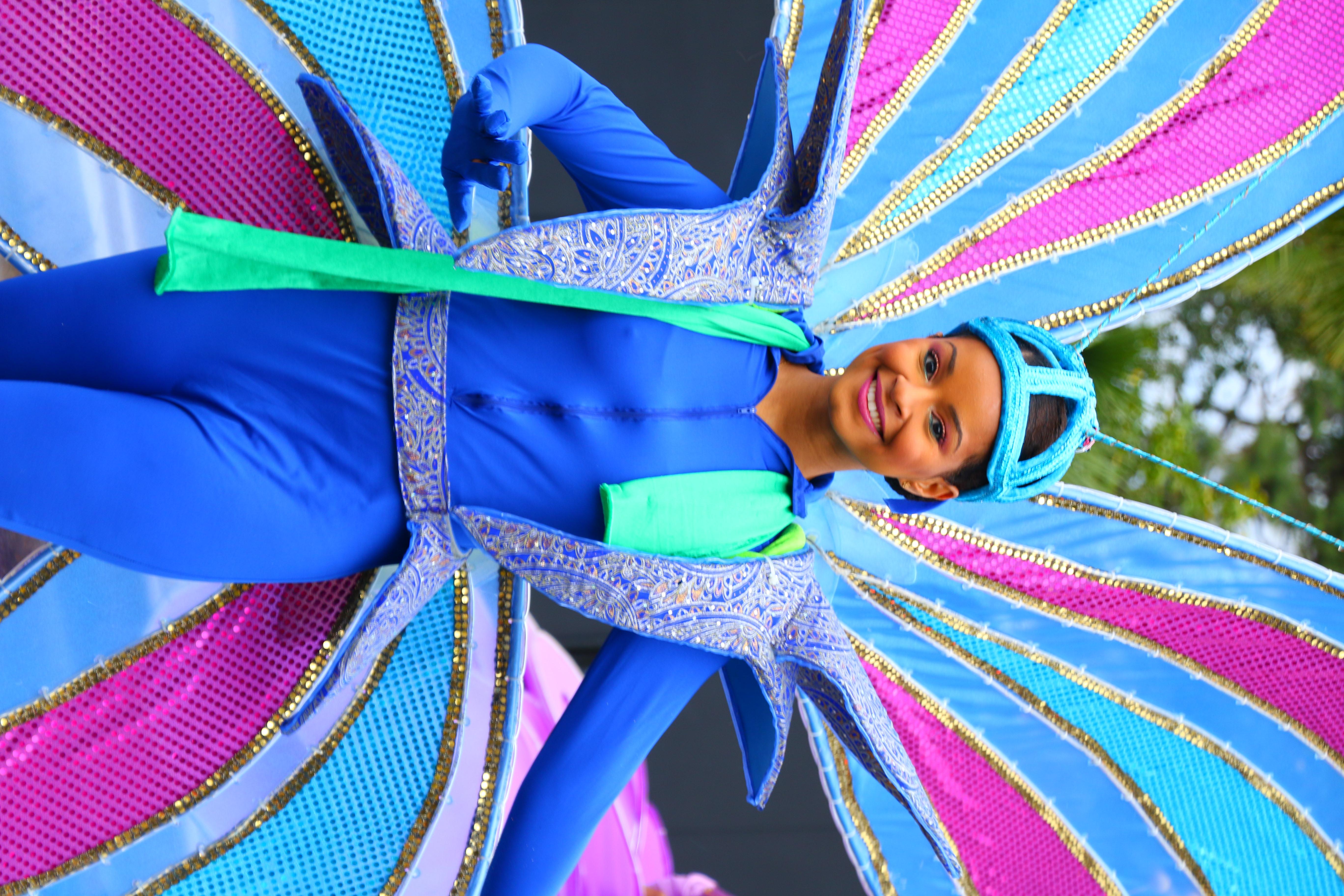 BATAILLE DE FLEURS - NICE 2018