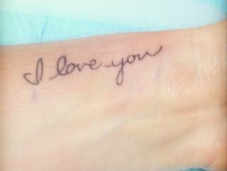 I Love Me, And I Feel It.