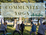 Community Yoga - 6 classes (pay it forward)