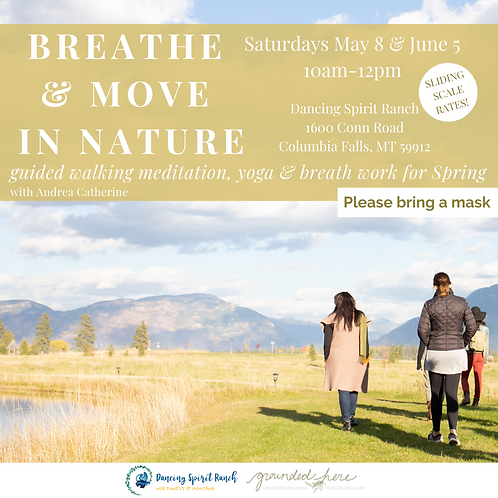 Both Sessions - Breathe & Move in Nature