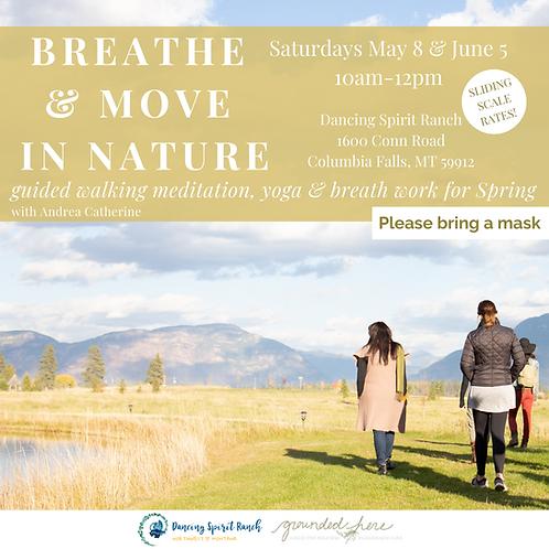 June 5 - Breathe & Move in Nature