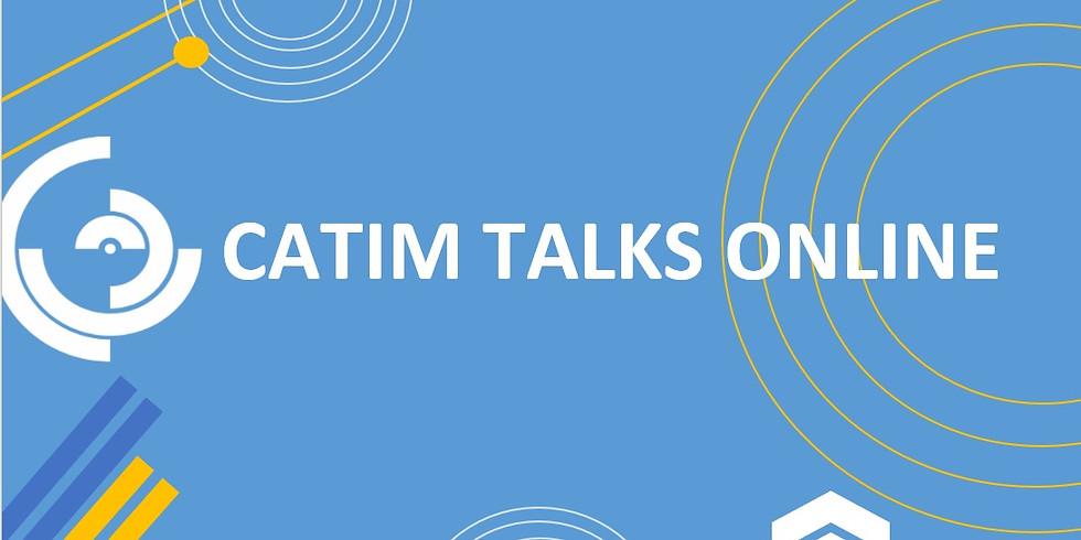CATIM TALKS ONLINE   NOVAS SESSÕES BREVEMENTE