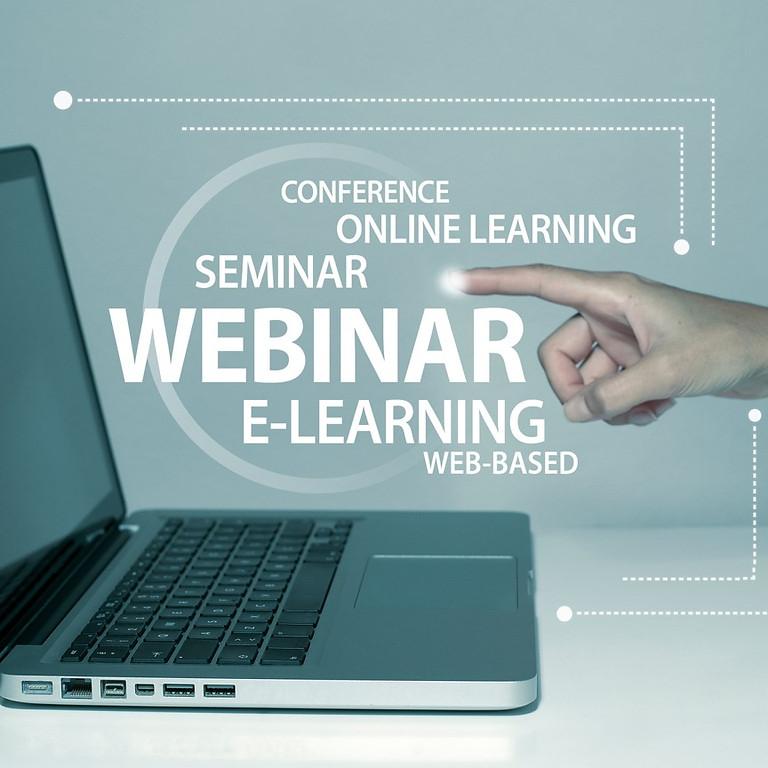 """Webinar CATIM """"Um Contributo para a Promoção de Dinâmicas de Afirmação e Criação de Valor nas Empresas"""""""