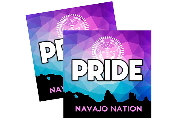 Trans Pride Sticker