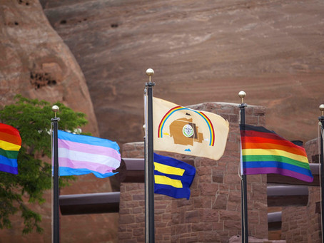 The largest Indigenous Pride in the United States to be on the Navajo Nation this June 2021
