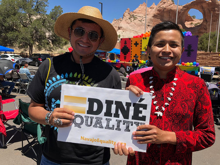 Largest Gay Pride scheduled for the Navajo Nation