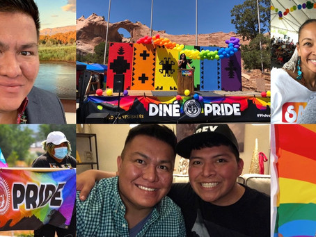 Indigenous Human Rights & LGBTQ+ Leader Alray Nelson honored as a Champion of Pride
